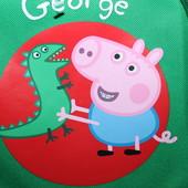 рюкзак свинка пеппа -братик джордж оригинал Peppa pig