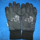 Классные, не промокаемые, лыжные перчатки 9р.