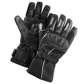 Мотоперчатки кожа р.L унисекс, перчатки для мотоцикла Crivit, Германия