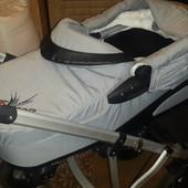 Продается коляска универсальная 2в1 фирмы Tako в хорошем состоянии