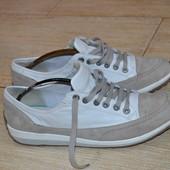 ARA Luftpolster 41р кожаные туфли мокасины кроссовки