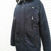 мужская зимняя стильная куртка