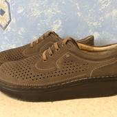 кожаные ботинки Finn Comfort 43