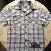 Рубашка на мальчика фирмы Yigga размер 140