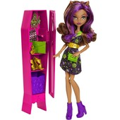 Набор Клодин Вульф с гардеробом монстер хай monster high clawdeen wolf