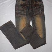 XS-S, классные джинсы бойфренды BT Jeans б/у в отличном состоянии