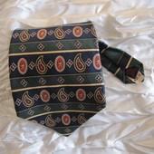 Галстук шелковый винтаж Tommy Hilfiger Новый