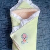 Конверт одеялко для новорожденных