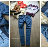 Стильные джинсы для беременных,р-р Л