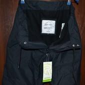 Мужские лыжные штаны черного цвета размер С и М. Новые.