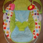 Продам детский стульчик-качалку,шезлонг