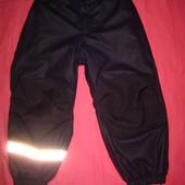 Теплые штаны H&M на 4-5 лет