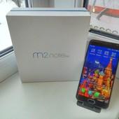 Meizu m2 note / мейзу m2note + подарки + бесплатная доставка