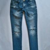 Моднявые рваные джинсы Smog 30 p