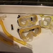 Дитяча маска для підводного плавання