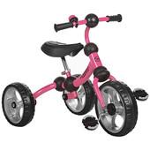 Велосипед м 3192  детский трехколесный Turbo Trike.колеса eva,подшипники