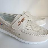 Распродажа мягкие туфли -мокасины 33-36 р