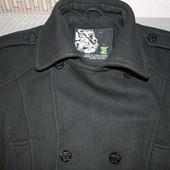 Кашемировое мужское солидное пальто Tiger Force. Стильное, удобное и очень надежное