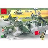Конструктор Brick Военная серия 810