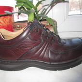 Кожаные туфли Clarks ActiveAir 42 р.(7G)