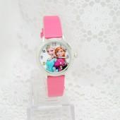 Для девочек наручные часы с Диснеевскими принцессами