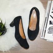 (38р.) Gabor! Германия! Замша! Красивые туфли в классическом стиле