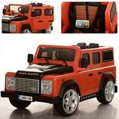 Детский электромобиль Джип M 3190 Eblr -7 Land Rover