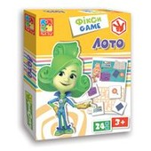 Развивающая игра Vladi Toys vt 2107-03 Фикси-игра Лото