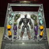 живая сталь Real Steel набор боевого робота 13 см в чемоданчике (20 предметов)