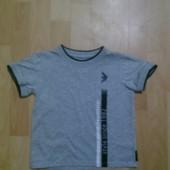 Фирменная футболка 3-4 года