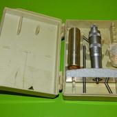 Глубиномер микрометрический 0,01 мм., 0-100 мм. в сборе СССР