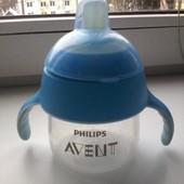 Чашка с носиком Philips Avent 200мл , c 6мес.