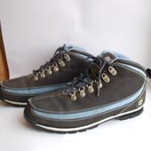 "Ботинки кожаные ""Timberland""  42-43р. (28см стелька)"