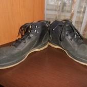 Чорні чоловічі черевики  46р