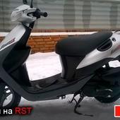 Скутер Suzuki Lets2