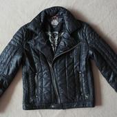 Куртка косуха теплая  Hilfiger Denim Оригинал