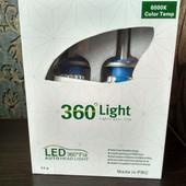 Лампочки для авто LED H4 и Н7