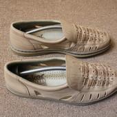 Туфли Rieker кожа размер 42.