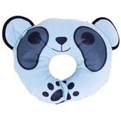 Подголовник-подушка Baby Shield голубая - синяя