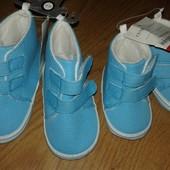 Пинетки ботиночки, С&А