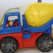 Машина бетономешалка 294+5