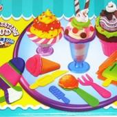 """Набор для лепки """"Мороженое, десерты"""""""