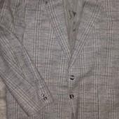 Теплый мужской пиджак billard