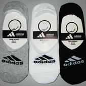 Мужские носки за 3 пары следки 40-45 размер