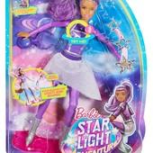 Кукла Барби Космические приключения на ховерборде Barbie star light adventure lights & sounds hoverb
