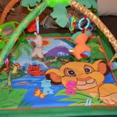 Развивающий игровой коврик Король лев Bambi M 1584