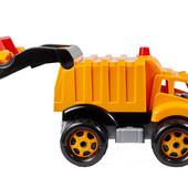 Игрушечная машина Мусоровоз с мусорником