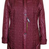 Демисезонное стёганное пальто/куртка, 3 расцветки
