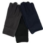 Мужские флисовые перчатки.