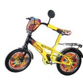 """Детский двухколесный велосипед  Mustang """"Hotwheels"""